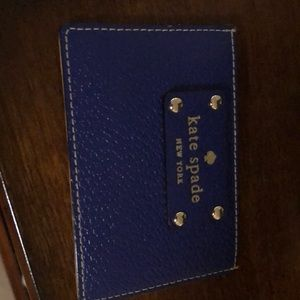 Kate spade card holder
